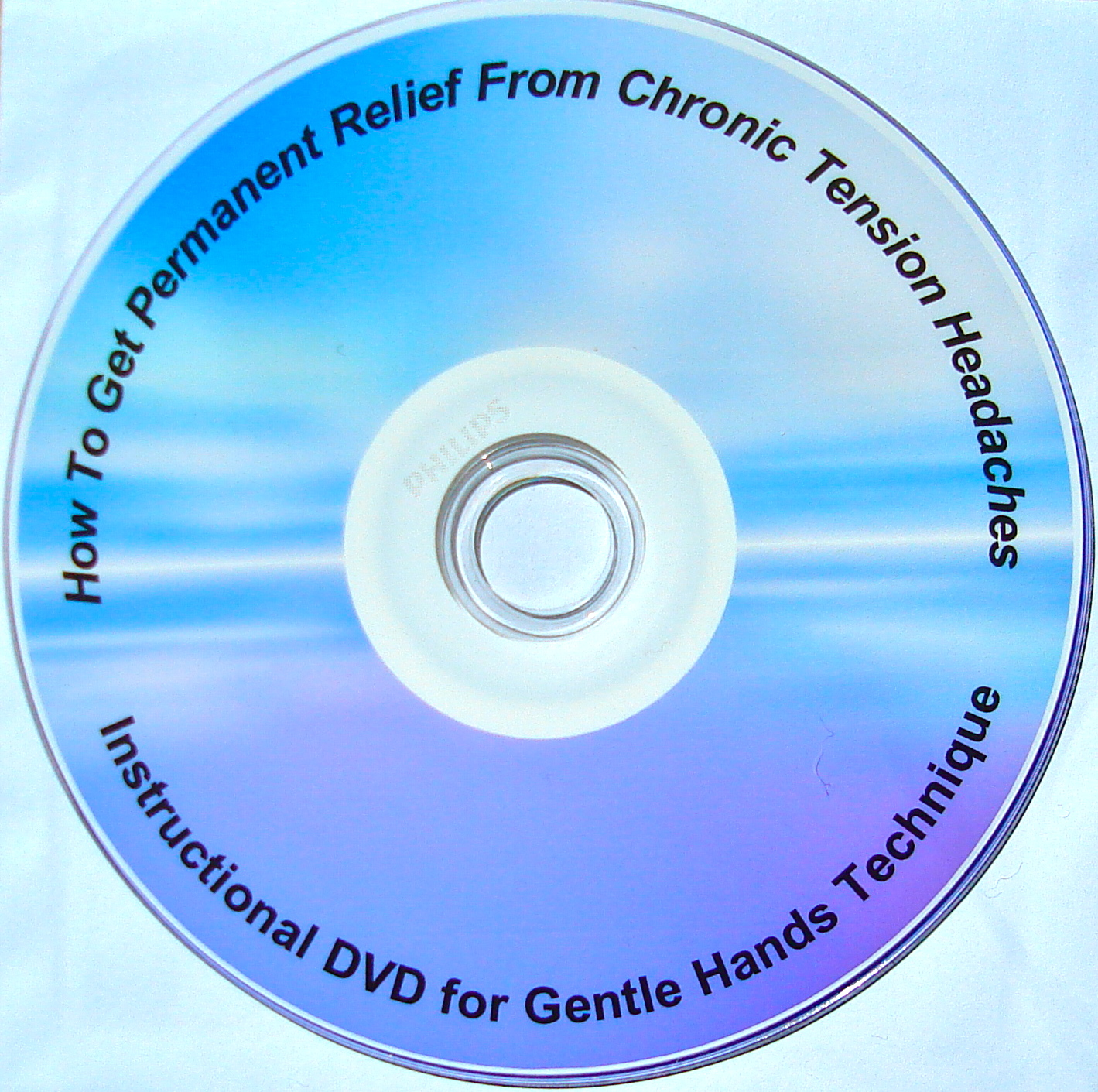 Gentle Hands DVD